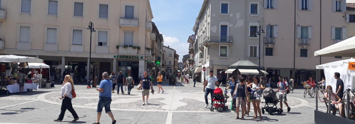 Centro Storico di Rimini, diario di una giornata