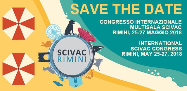 SCIVAC Rimini congresso veterinario