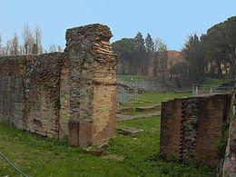 Centro storico, anfiteatro di Rimini