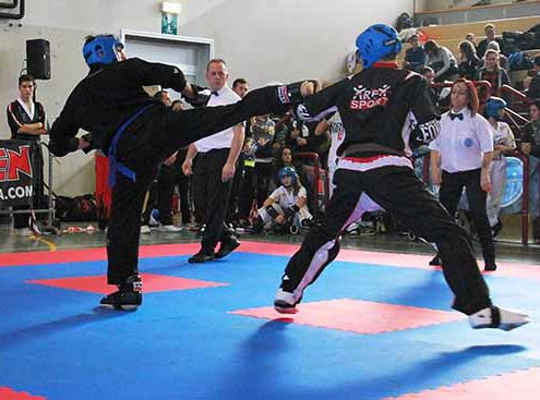 Rimini Wako Bestfighter Kickboxing