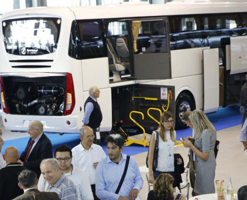 IBE International Bus Expo Rimini