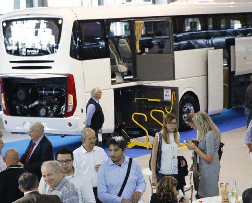 IBE International Bus Expo Rimini