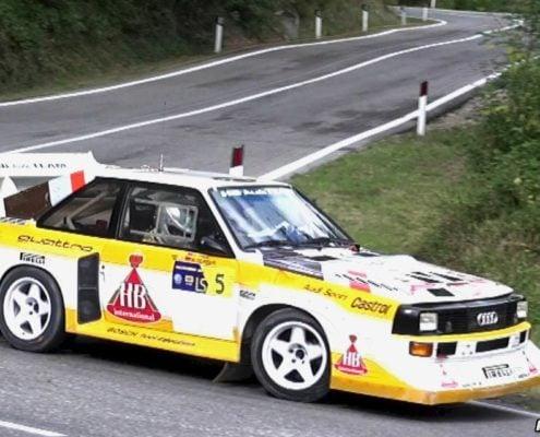Torna il Rally storico Rally Legend