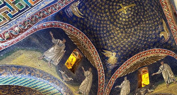 Ravenna, il mausoleo