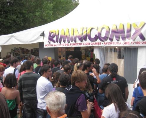 Riminicomix Cosplay a Rimini
