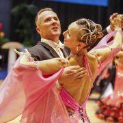 Campionati di danza sportiva a Rimini