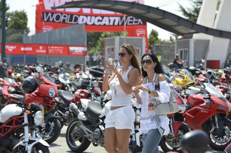 WDW World Ducati Week raduno Ducati