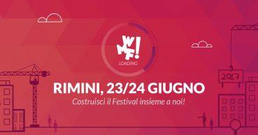 Web Marketing Festival 2017 Rimini