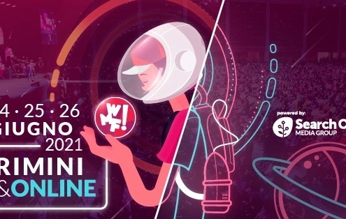 WMF Web Marketing Festival PalaCongressi Rimini